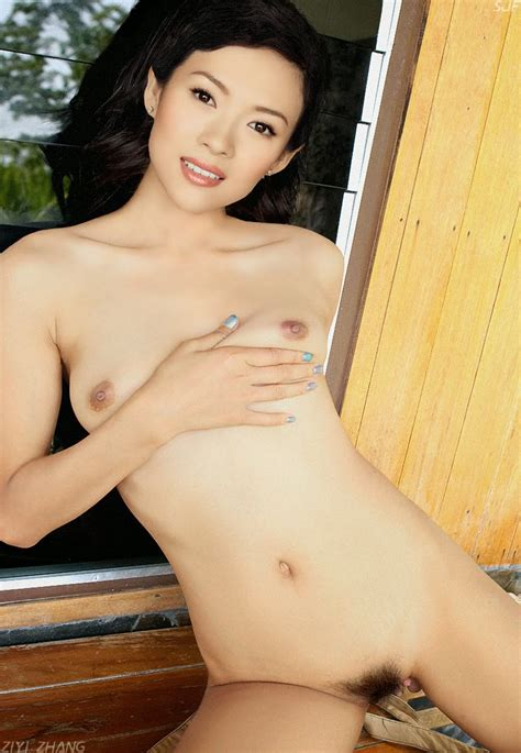 Fake Chinese Actress Zhang Ziyi Naked Photos
