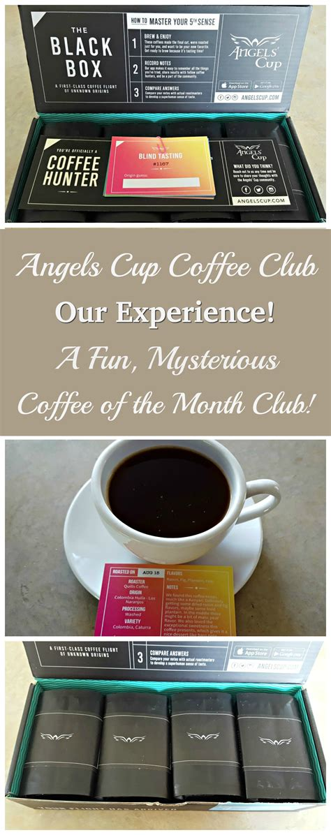 Unfortunately not, each box will have i believe one flavor. My Experience With Angels Cup Coffee Club • Revuezzle