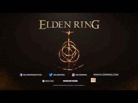 Elden Ring - Tráiler de lanzamiento E3 2019 - YouTube