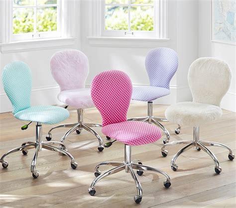 upholstered desk chair brushed nickel base