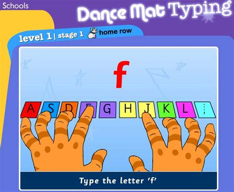 www mat typing touch typing technostories