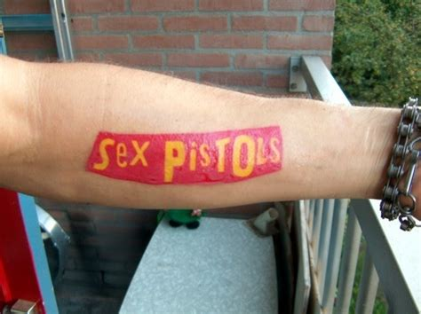 Sexpistols Tattoos Full Body Tattoos