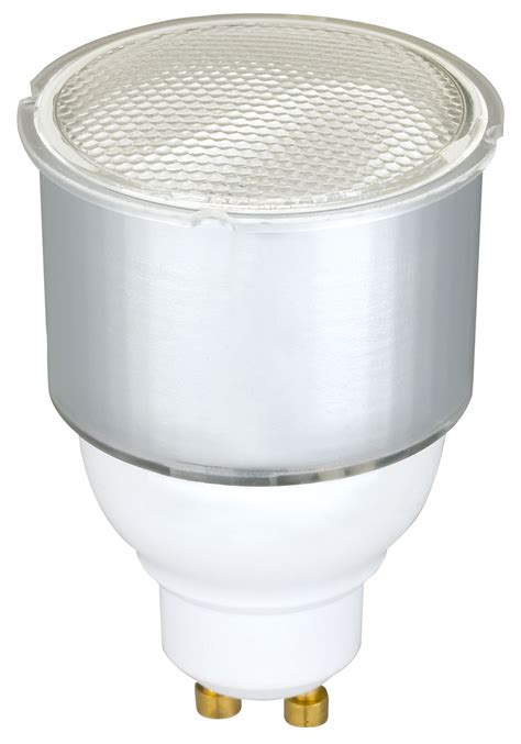 diall gu10 7w fluorescent spot light bulb departments