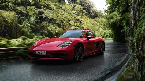 Porsche 718 Picture by 2018 Porsche 718 Cayman Gts Review Gallery Top Speed