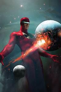 Insane Genis-vell Vs  Solar  Man Of The Atom