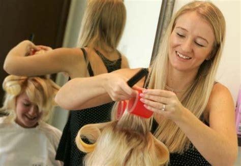 love   hairdresser  chuck hyde  doo