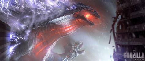 Godzilla 2014 Concept Art By Izzymedrano On Deviantart