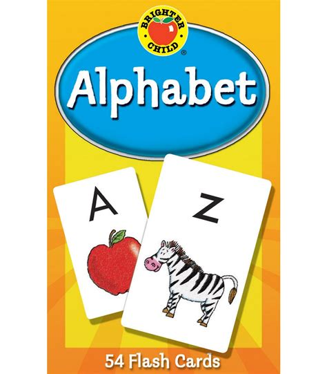 Alphabet Flash Cards Grade Pk1