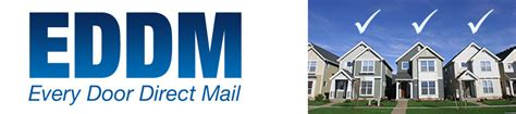 every door direct every door direct mail program eddm