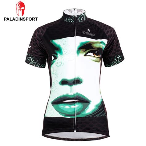 best breathable cycling jacket paladin women face cycling jersey breathable bike clothing