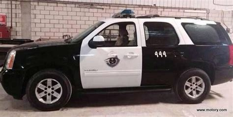 Saudi Arabia Adopting Black And White Colors For Police