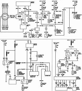 Alternator Wiring Diagram - Wiring Schematics on