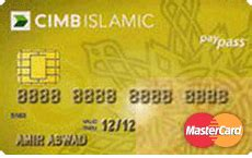 With the cimb credit cards, you also get to enjoy the 0% instalment payment plan at all participating merchants. CIMB Islamic MasterCard Gold - No Annual Fee