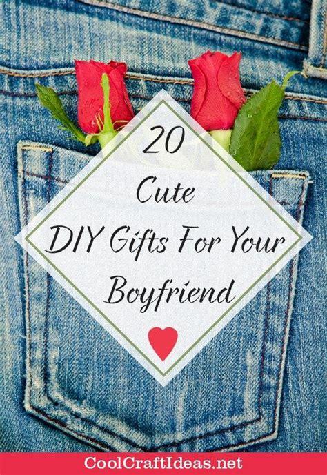 cute diy gifts   boyfriend cute gifts