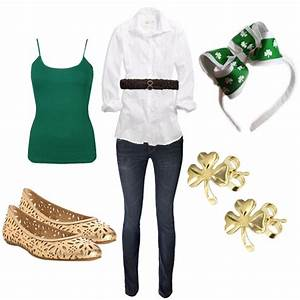 Get in the Green Spirit: 3 St. Patrick's Day Outfit Ideas ...