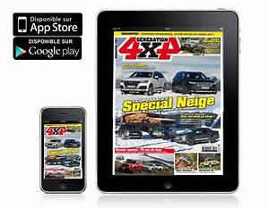 Generation 4x4 La Ricamarie : g n ration 4x4 sur tablette generation 4x4 magazine ~ Gottalentnigeria.com Avis de Voitures