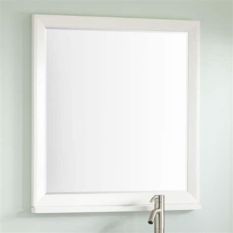 davyn vanity mirror white bathroom mirrors bathroom