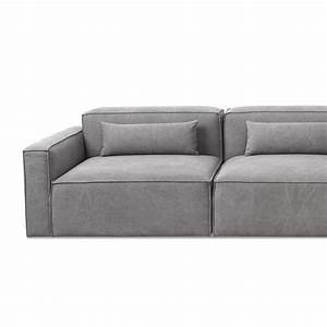 Gus* Modern MIX Modular Sectional, Right Arm Piece