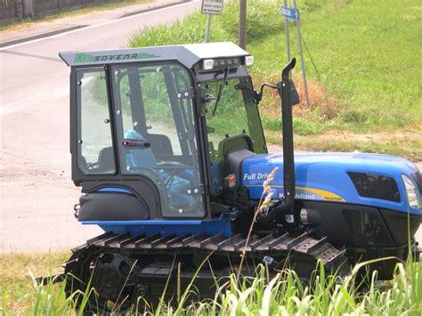Cabine Per Trattori Agricoli Usate Cabina Sovema Per Trattori Cingolati New