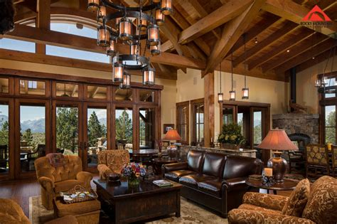 rocky mountain log homes timber frame rustic
