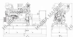 Deutz Marine Diesel Generator Deutz Marine Diesel
