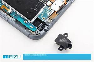 Meizu Mx4 Teardown