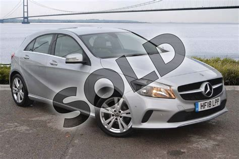 In order to confirm the reservation you will be required to pay a fully refundable. Mercedes-Benz A Class A180d Sport Executive 5dr for sale at Mercedes-Benz of Hull (Ref: 047/U773706)