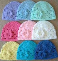 Pinterest Free Crochet Baby Hat Patterns