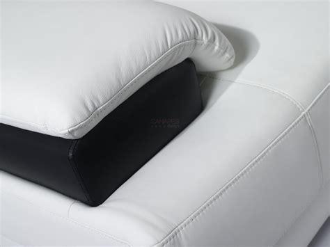 canape en stock canapé 3 places en cuir ombre 839 00