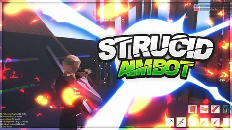 roblox strucid aimbot hack super ez youtube