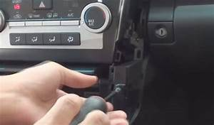 How To Install 2012 2013 2014 Toyota Camry Radio By 16