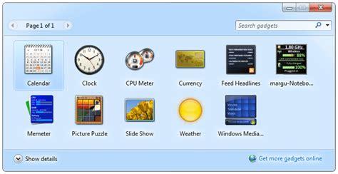 gadget bureau windows 8 windows vista to do list gadget