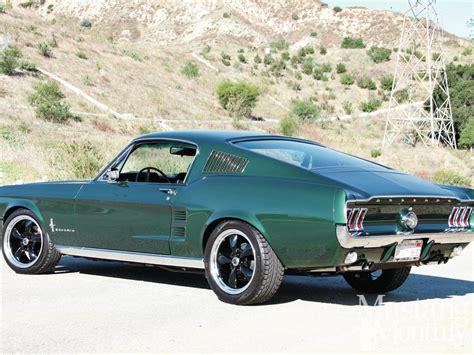 Ford Mustang Fastback 1967 Wallpaper - johnywheels.com