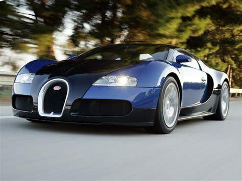 2006 Bugatti Veyron Information
