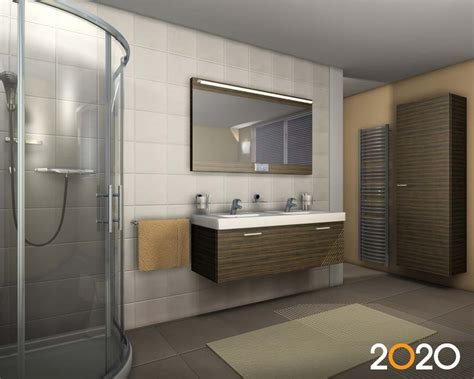 Winner Bathroom Design Software by 2020 Fusion Rendering Gallery