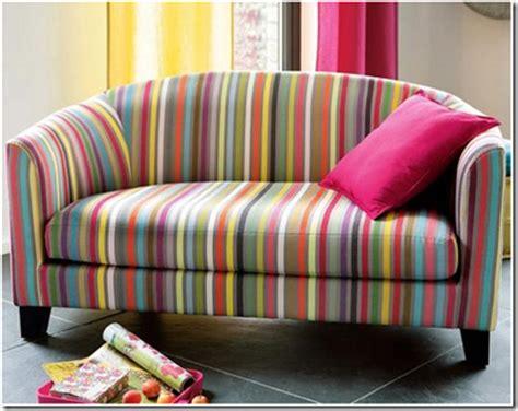 canapé coloré canape design colore