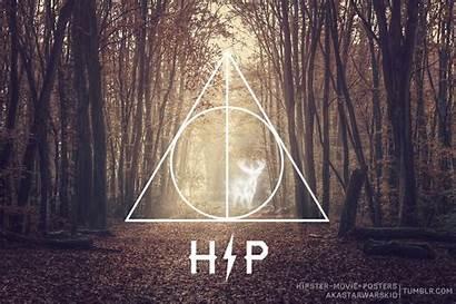 Potter Harry Deathly Hallows Desktop Wallpapers Wallpaperaccess