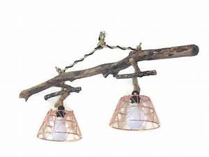 Lustre En Bois Flotté : 1000 id es propos de lustre en bois flott sur ~ Dailycaller-alerts.com Idées de Décoration