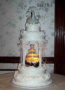 wedding cakes with fountains we need