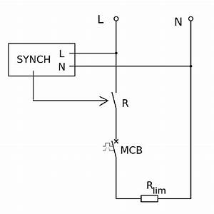 Test Circuit Schematic  R