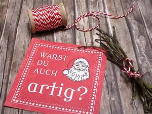 Kleines Geschenk Für Freund : geschenkidee f r die beste freundin zum nikolaus ~ Watch28wear.com Haus und Dekorationen