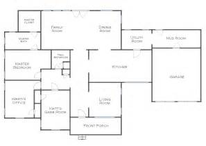 big house floor plans big kitchens vs small kitchens what s your preference