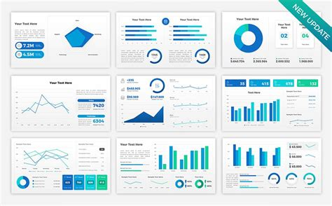sales dashboard  powerpoint template design