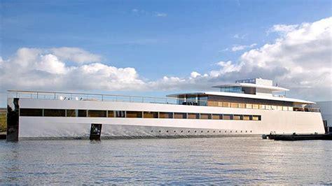follow   wake  steve jobs yacht  destinations