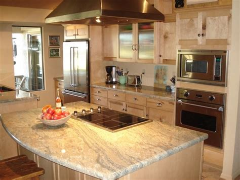 Choosing Kitchen Countertops by How To Choose The Best Granite Countertops For Kitchen