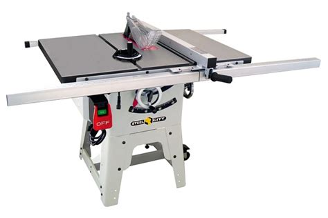 cabinet table saw reviews 2016 steel city tool works 35955 cabinet table saw review