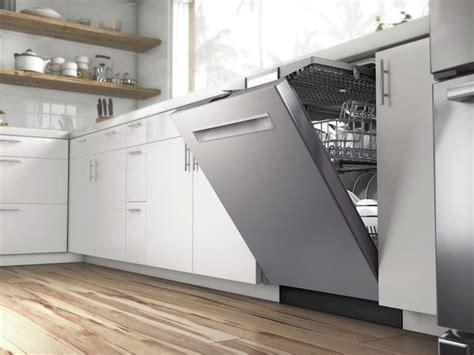 big   standard dishwasher opendoor