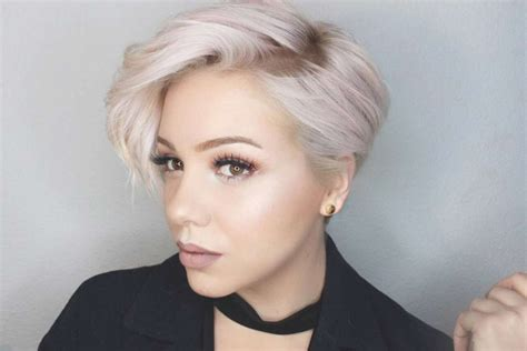 short hairstyles  fashion  women