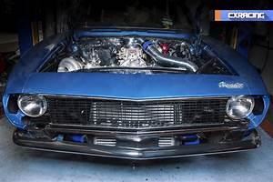 Turbo Kit For 67