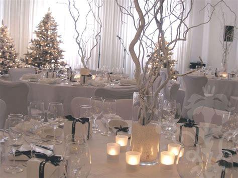 winter wonderland wedding centerpieces centrepiece